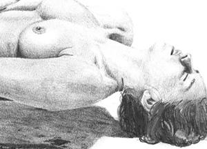 Illustratie (potlood)