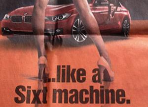 Sixt Autoverhuur